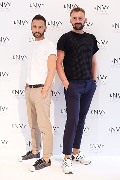 Envy Room, fashion duo